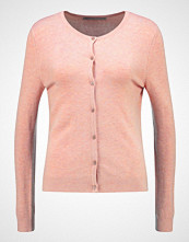 Only ONLBELLA BUTTON  Cardigan mahogany rose melange