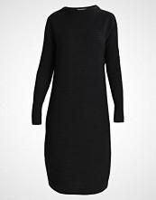 Betty & Co Strikket kjole black