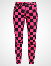 G-Star GStar PHARRELL WILLIAMS ELWOOD X25 3D BOYFRIEND Bukser rebel pink/black ao