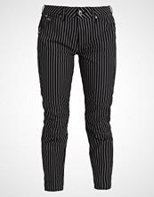 G-Star GStar PHARRELL WILLIAMS ELWOOD X25 3D BOYFRIEND Bukser black/ivory