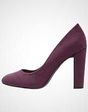 New Look Wide Fit WIDE FIT SHARONA Høye hæler dark purple