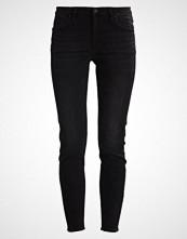 Lee SCARLETT CROPPED Jeans Skinny Fit charcoal black