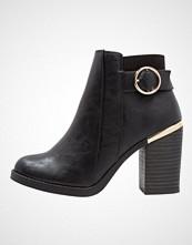 New Look BOXIE Ankelboots med høye hæler black