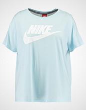 Nike Sportswear ESSENTIAL Tshirts med print glacier blue/white