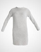 Jdy JDYCLUB Strikket kjole light grey melange