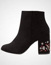 New Look EVIE Ankelboots med høye hæler black