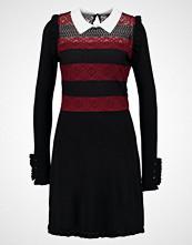 Morgan RAKI Strikket kjole bordeaux