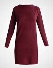 Jdy JDYCLUB Strikket kjole vineyard wine