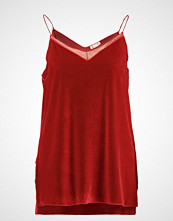 Free People Topper red