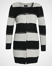 Only ONLMARIA Cardigan black/light grey melange/silver