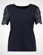 Vero Moda VMMILLA  Tshirts med print navy