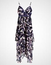 Yas YASPALLIDA Fotsid kjole dark blue/multicolor