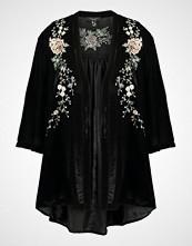 New Look EMBROIDERED Lett jakke black