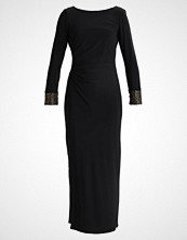 Wallis Petite MOON ROUCHED CUFF Fotsid kjole black
