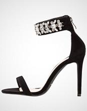 BEBO VALOUR Sandaler med høye hæler black