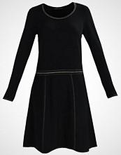 Expresso PINKY Strikket kjole schwarz