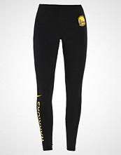 Nike Performance GOLDEN STATE WARRIORS Tights black/amarillo