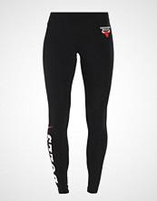 Nike Performance CHICAGO BULLS Tights black/university red
