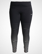 Nike Performance POWER FLASH EPIC LUX  Tights black/anthracite