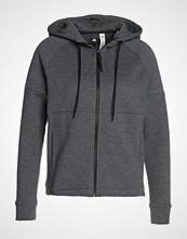 Adidas Performance Treningsjakke dark grey heather