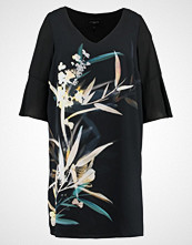 Live Unlimited London BAMBOO FLORAL PLACEMENT Sommerkjole black