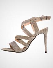 Wallis Sandaler med høye hæler metallic glitter