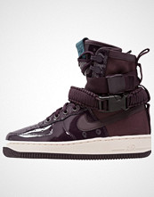 Nike Sportswear SF AF1 SE PRM Høye joggesko port wine/space blue