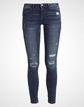 Noisy May NMEVE  Jeans Skinny Fit dark blue denim