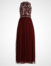 Lace & Beads AARUSHI Ballkjole burgundy
