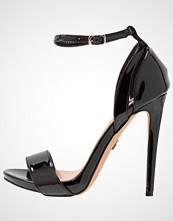 Lost Ink RAULA SANDAL Sandaler med høye hæler black
