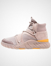 Adidas Originals TUBULAR X 2.0 Høye joggesko vapour grey/tactile yellow