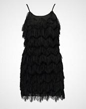 Glamorous Petite TINSEL DRESS Cocktailkjole black