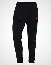Nike Performance ACADEMY Treningsbukser black/black/university red