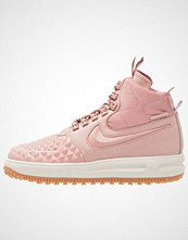 Nike Sportswear LUNAR FORCE 1 DUCKBOOT Høye joggesko particle pink/black/pale grey/med brown/white