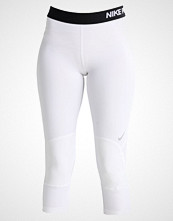 Nike Performance DRY 3/4 sports trousers white/black