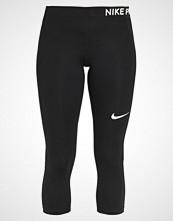 Nike Performance PRO CAPRI  Tights black/black/white