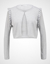 Only ONLAMARYLLIS  Cardigan light grey silver glitte