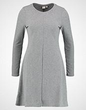 GAP SWING Strikket kjole light grey marle