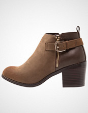 Office ACADEMY  Ankelboots brown