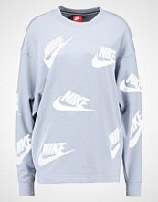 Nike Sportswear TOSS Genser glacier grey/white