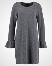 Banana Republic RUFFLE CUFF Strikket kjole med grey heather