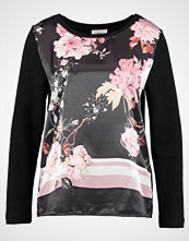 Cartoon Bluser black/rose
