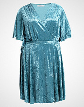 Glamorous Curve DRESS Jerseykjole light teal