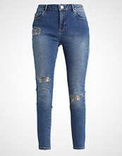 Dorothy Perkins SEQUIN PATCH DARCY  Jeans Skinny Fit blue