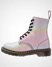 Dr. Martens PASCAL 8 EYE Snørestøvletter multicolor glitter