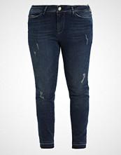 Junarose JRFIVE SLIM DARK BLUE Slim fit jeans dark blue denim