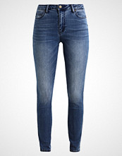Only ONLPETRA CRY Slim fit jeans dark blue denim