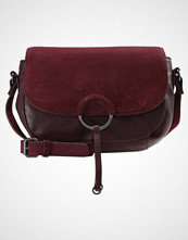 Pieces PCJOLINE CROSS BODY Skulderveske port royale