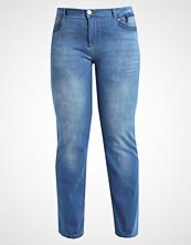 Zizzi GEMMA Slim fit jeans blue denim