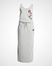Superdry LEGACY  Fotsid kjole jock grey marl